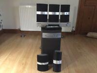 Pioneer. VSX-300 5.1 surround sound system
