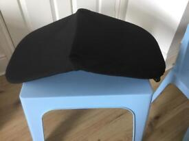 Mothercare black sunshade for buggy £8