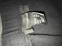 Size 12 black skirt