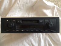 Audi A4 B6 Chorus Stereo - Radio Cassete Head Unit - 8E0035152