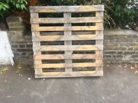 Wooden Pallet free to collector