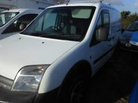 FORD Transit Connect T230 L90, Twin Sliding Doors, 1.7 Diesel, 200707 Plate