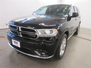 2015 Dodge Durango LIMITED! AWD! EXT WARR! FULLY LOADED! LEATHER