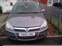Vauxhall Astra 1.8 05 plate