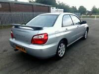 Faster than Bullet Subaru impreza One onwer full main dealer history Laud £1599 bargain