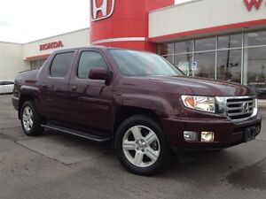 2013 Honda Ridgeline Touring JUST REDUCED FROM $32,991  ONE OWNE