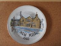 "White Hart Hotel - New Mill - 1982 - 10"""