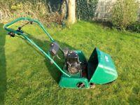 Suffolk Punch Self Propelled Petrol Lawnmower