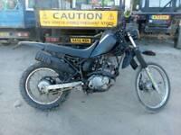 Suzuki Dr xr 125 4 stroke geared field bike crosser summer fun for the price of a sesh! Get on it!