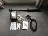 Apogee Duet, Accessories, Mic Stand