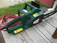 TRY 1800 CSA ELECTRIC CHAINSAW 1800 WATTS.