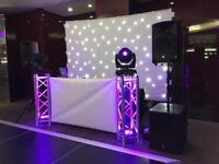 KISS Entertainment DJ (Mehndi/Wedding) Female Asian Indian Pakistani Hire Prty Event Decor Lighting