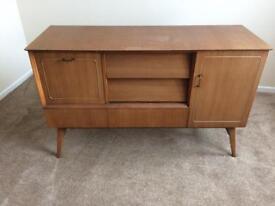 Retro/vintage furniture.