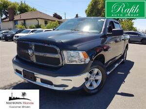 2016 Ram 1500 SLT-4X4-NEW tires-One owner