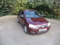 Vauxhall Corsa Life 16v - 2004 - 1.2litre - Low Insurance