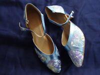 Ladies Ballroom Dance Shoes Rhythem make