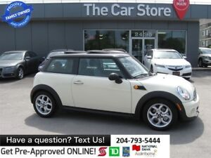 2013 MINI Cooper Cooper leather SUNROOF htd seat BLUETOOTH