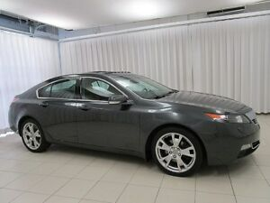 2014 Acura TL ELITE SH-AWD w/ NAVIGATION, HEATED/COOLED SEATS &