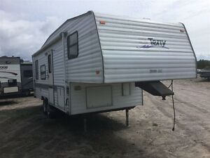 1996 Fleetwood 265H TERRY TRADES WELCOME
