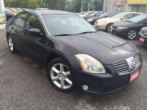 2006 Nissan Maxima 3.5 SE/SUN ROOF/PWR SEATS/LOADED/ALLOYS
