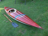 Kayak single seat