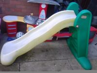 Large little tykes chunky slide