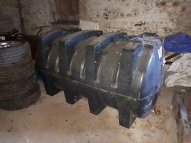 Titan 1800l Oil tank in good condition - £150!