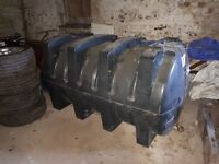 Titan 1800l Oil tank in good condition - £150!