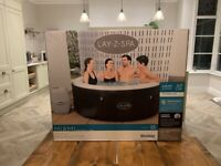 Lay Z Spa Miami Hot Tub Brand new 2021 Model with Full Warranty* Now Sold *