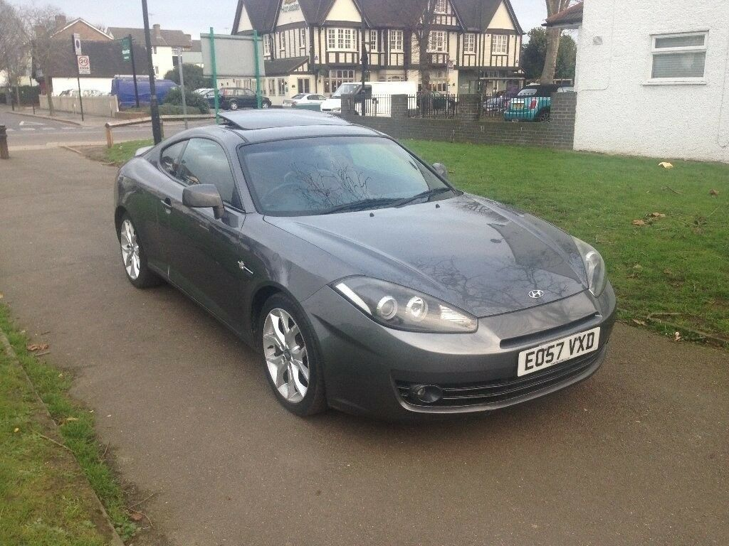Hyundai Coupe 2.0 SIII 3dr 6 MONTHS FREE WARRANTY