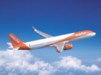 EasyJet Flight - Bristol to Bilbao, August 30 (Flight number EZY6241)