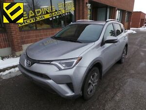 2016 Toyota RAV4 LE  UPGRADE PKG- JUST ARRIVED!!