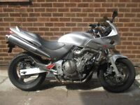 honda CB600 F2-Y 2002 great bike moted runs and rides spot on