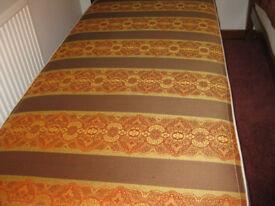 a single divan bed