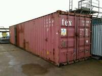 Shipping container office 40ft