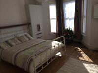 Sunny double room to let in St. Leonards-on-sea