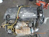 Honda Accord N22 Engine + Gearbox