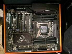 ASUS x99 rampage 10th edition