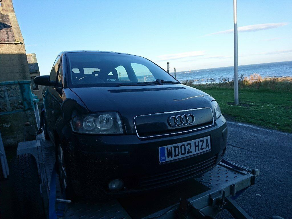 Audi A2 Spares Or Repair Mot September 2019 In Fraserburgh