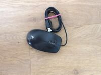 LOGITECH B110 BLACK MOUSE - WIRED