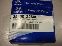 Hyundai Actuator Assy Idle Speed 3515022600