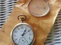 Waltham Pocket Automatic Watch (1918) Gold-filled