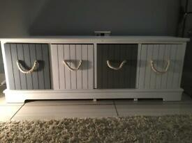 4 Drawer Nautical Style Unit