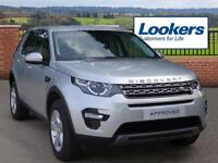 Land Rover Discovery Sport TD4 SE TECH (silver) 2016-08-09