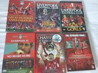 Liverpool dvds