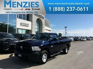 2013 Ram 1500 TRADESMAN, Backup Camera, Clean Carproof