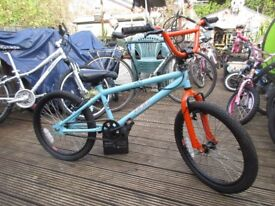 bmx scorpion bike