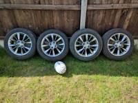 """Vauxhall 16"""" alloys"""