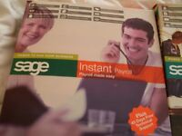 CD AND BOOK S ON SAGE PAYROLL ACCOUNTING