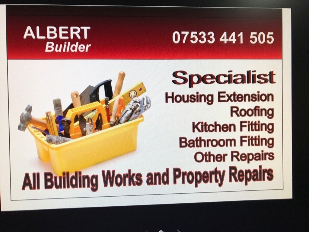 All general building work & property repairs